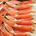 《送料無料》【訳あり(業務用)】ズワイ蟹足食べ放題セット5.0kg