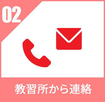 楽天教習所ナビ  ステップ02