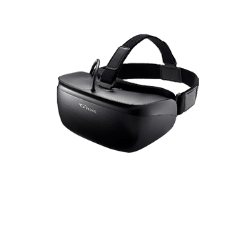 マウスコンピュータ VRヘッドマウントディスプレイ