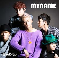 MYNAME What's Up