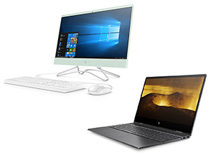 HP All-in-One 22,HP ENVY x360 15