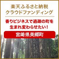 宮崎県美郷町のプロジェクト