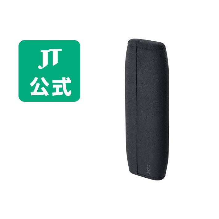 【JT公式】プルームテックプラス(Ploom TECH+)・ハードケース<ブラック> / 加熱式タバコ