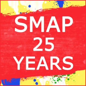 SMAP 25 YEARSt
