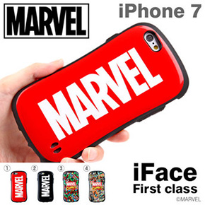 iPhone7ケース MARVEL iFace First Class